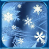 Air snowflake. Hidden objects