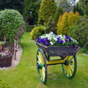 Jigsaw: Flower Wagon