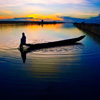 Jigsaw: Sunset Fisherman