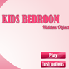 Kids Pink Bedroom Hidden Objects