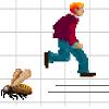 Oh no bees!