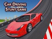 Car Driving Stunt Game
